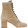 MIU MIU suede hiking ankle boots - Stiefel -