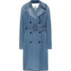 MM6 MAISON MARGIELA Denim trench coat - Jacken und Mäntel -