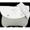 MM6 MAISON MARGIELA logo print belt bag - Clutch bags -