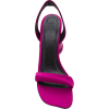MM6 MAISON MARGIELA satin sandals - Sandalias -