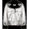 MM6 MAISON MARGIELA shearling leather ja - Jacket - coats -