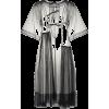 MOLLY GODDARD black sheer dress - Vestiti -
