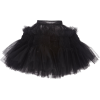 MOLLY GODDARD black skirt - Skirts -