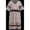 MOLLY GODDARD gingham dress - Vestiti -