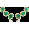 MONICA VINADER Siren Climber Green Onyx - Earrings -