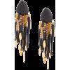 MONIES chandelier earrings - Earrings -