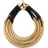 MONIES multi-hoop necklace - Necklaces -