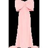 MONIQUE LHUILLIER Off-the-shoulder silk - Dresses -
