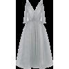 MONIQUE LHUILLIER dress - Obleke -