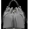 MONOCHROME BUCKET BAG - Hand bag - 15.99€  ~ $18.62