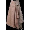MONSE brown plaid skirt - Gonne -