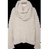MONSE shawl collar merino wool sweater - Pullovers -