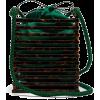 MONTUNAS  Vanda tortoiseshell-acetate bo - Hand bag -