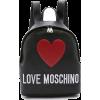 MOSCHINO BACKPACK - Mochilas - $250.00  ~ 214.72€