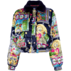 MOSCHINO VINTAGE Jacket - coats Colorful - Jakne i kaputi -