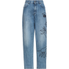 MOSCHINO   DENIM TROUSERS WITH CORNELY E - Jeans -