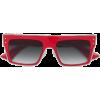 MOSCHINO EYEWEAR square sunglasses - Sunglasses -