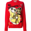 MOSCHINO - Long sleeves t-shirts -