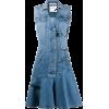 MOSCHINO denim mini dress - Haljine -