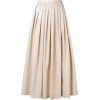 MOSCHINO neutral pleated skirt - Gonne -