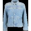 MOTHER 2 denim jacket - Jacket - coats -