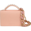 MOTHER OF PEARL Jude faux pearl-embellis - Hand bag -