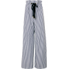 MOTHER OF PEARL Striped organic cotton-p - Capri & Cropped -