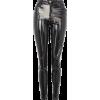 MOTO HOLOGRAPHIC JEANS - 牛仔裤 -