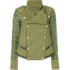 MR & MRS ITALY military jacket - Jacket - coats - 1,453.00€  ~ £1,285.73