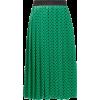 MSGM Polka-dot pleated midi skirt - Gonne -
