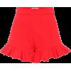 MSGM Stretch-crêpe shorts - Spodnie - krótkie -