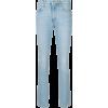 MSGM branded slim-leg jeans - Jeans -