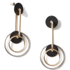 M & S - Earrings -