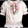 MUZUNGU SISTERS  Dora embroidered cotton - Uncategorized -