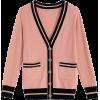Macedo knitted cardigan - Cardigan -