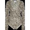 Madeleine Thompson Artemis Leopard-Print - Track suits -