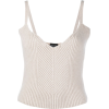 Magda Butrym knitted vest top - Tanks -