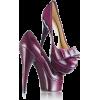 Magenta Heels - Zapatos clásicos -