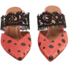 Maisie satin mules Malone Souliers - Moccasins -