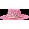 Maison Alma Moda Exclusive La Sombra Hat - Sombreros -
