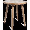 Maison Du Monde Vinaya sidetable - Furniture -
