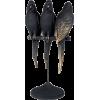 Maison Du Monde black parrot decor - Namještaj -