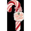 MaisonDuMonde candy cane Christmas decor - Items -