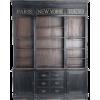 Maison Du Monde old school cabinet - Namještaj -