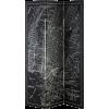 Maison Du Monde screen New York map - Muebles -