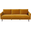 Maison Du Monde sofa in mustard yellow - Furniture -