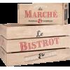 Maison Du Monde storage crate - インテリア -