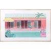 Maison Du Monde summer wall art - Illustrations -