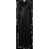 Maison Margiela silk V-neck gown - Cinture -