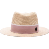 Maison Michel straw hat - Sombreros -